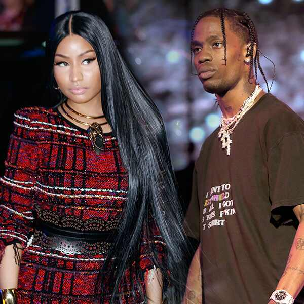Nicki Minaj, Travis Scott